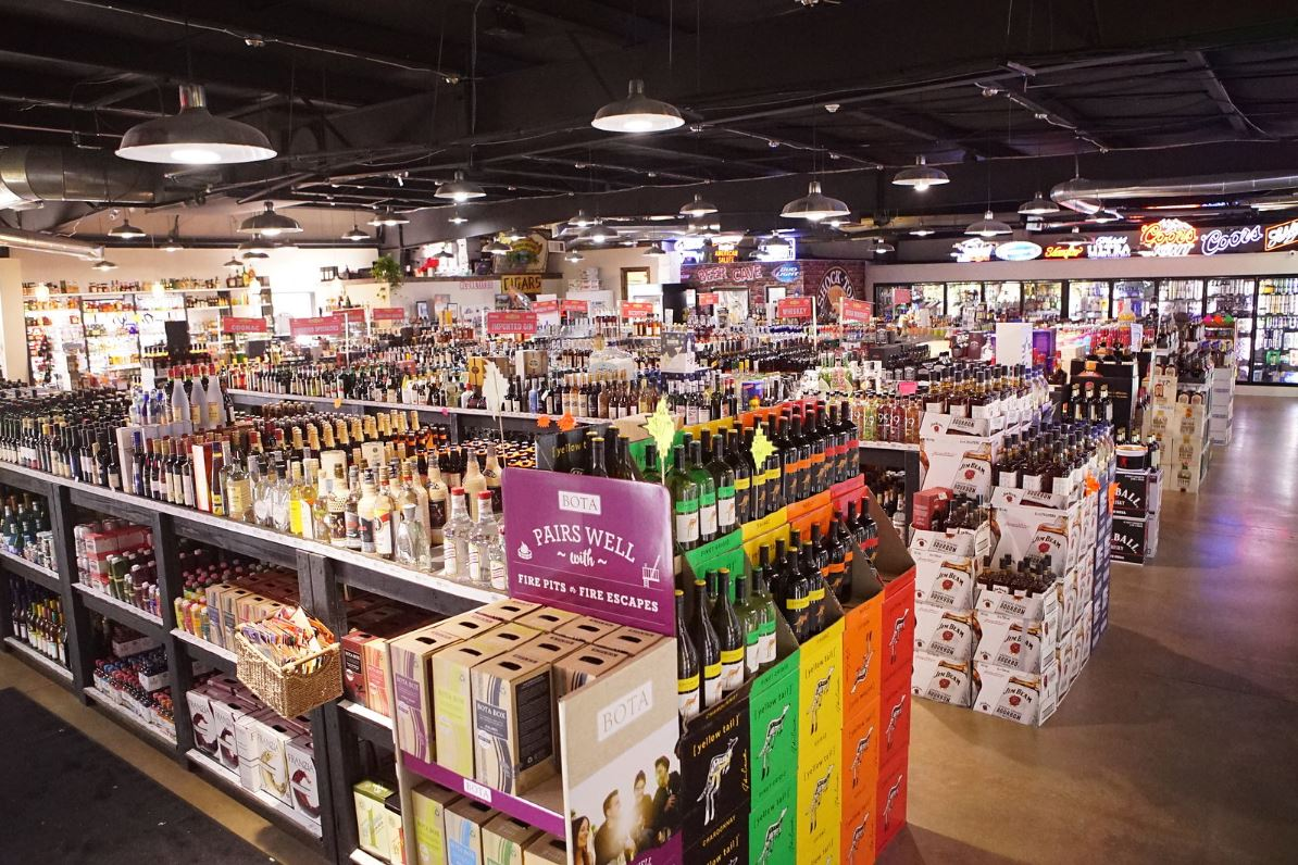 A Complete Package Store Athens GA