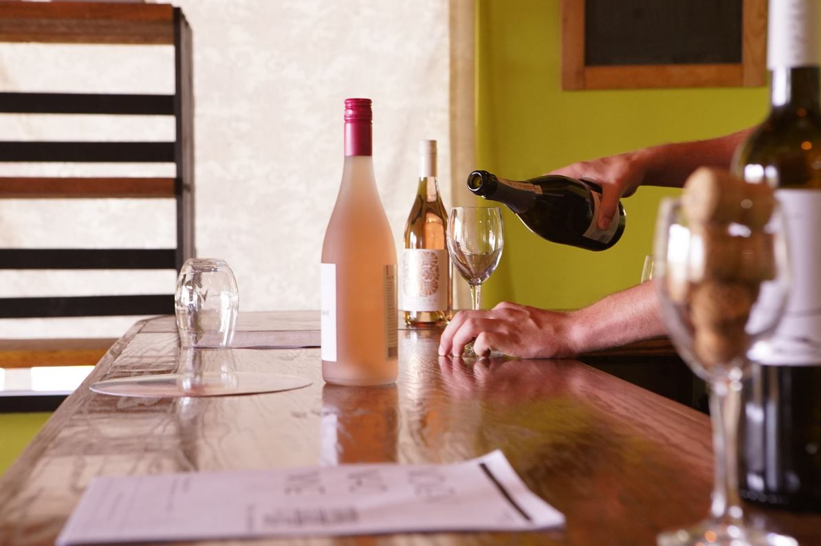 Wine Tastings with J's